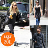A Look Back at Our Favorite Celeb Fit Fashion Looks of 2011