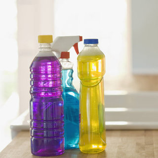 DIY Cleaners: Hand Sanitizer, Yoga Mat Spray, Produce Wash