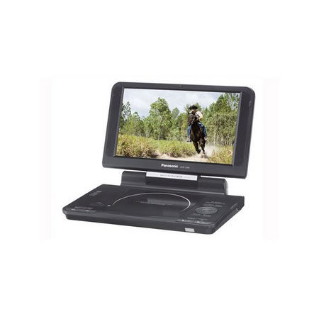 "Panasonic 9"" Portable DVD Player, $299"
