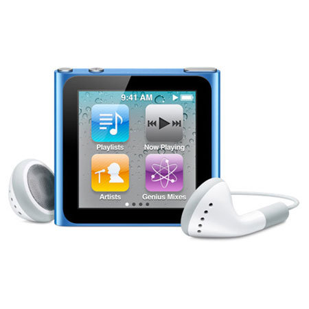 Apple iPod Nano 8GB, $149
