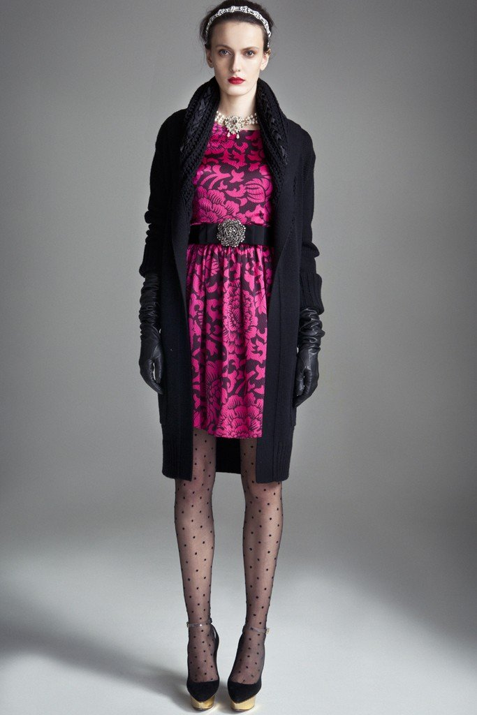 Temperley London Pre-Fall 2012