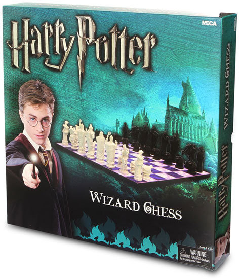 Harry Potter Chess ($50)
