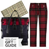 15 Plaid Presents to Prep Up the Holidays