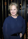 Meryl Streep arrived at The Iron Lady after party in NYC.