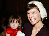 In December 2008, Katie Holmes and Suri Cruise took in a performance of The Nutcracker in NYC.