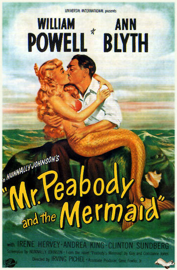 A History of Mermaids in Pop Culture
