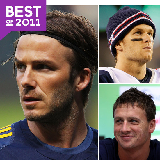 The Hottest Athletes of 2011