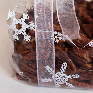 Spiced Pecans Edible Gift Recipe