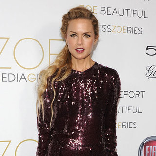 Rachel Zoe Pictures at Zoe Media Group Launch