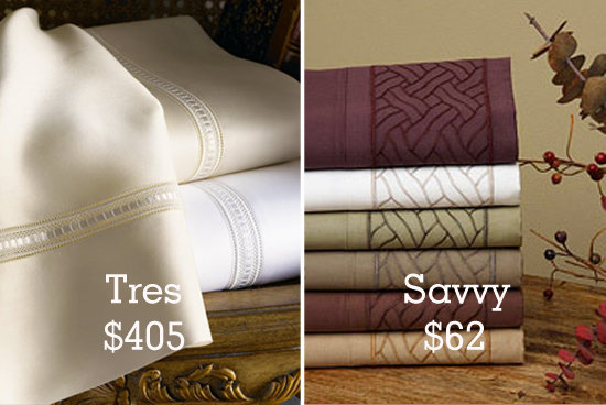 Luxurious Egyptian Cotton Sheets