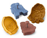Droids and Aliens Cookie Cutters ($20)