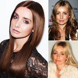 Louise Redknapp Changes Her Hair Through The Years