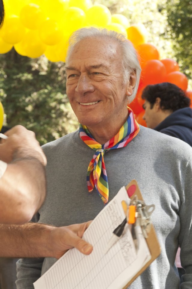 Christopher Plummer as Hal Fields