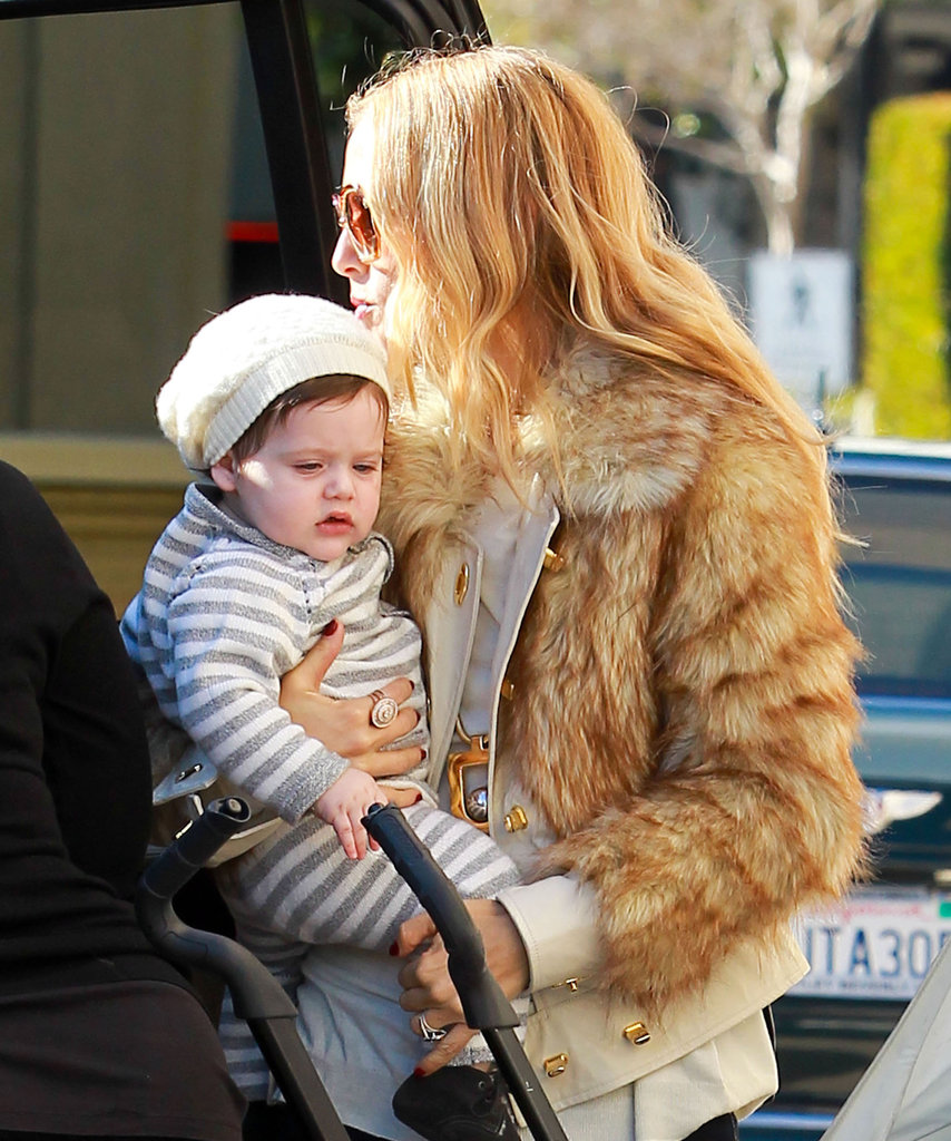 Rachel Zoe and Skyler Berman were together for a day of errands in LA.
