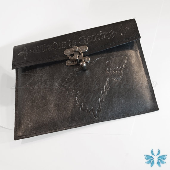 House of Stark Leather iPad Case ($145)