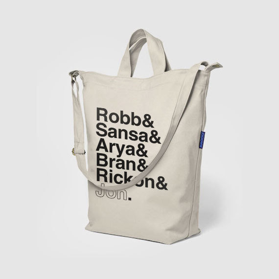 Game of Thrones tote ($45)