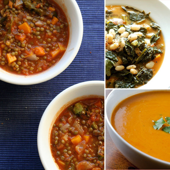 low calorie soups under 300 calories popsugar fitness