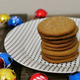 Traditional Gingerbread Cookie Recipe