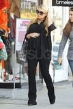 Jessica Simpson went shopping with a friend in LA.