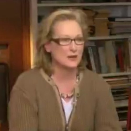 Meryl Streep 60 Minutes Interview