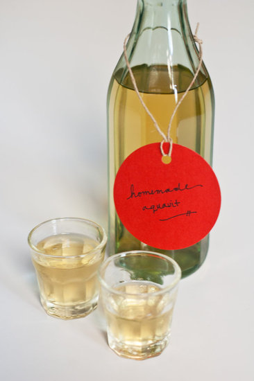 Homemade Aquavit