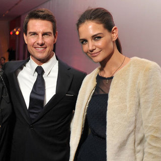 Tom Cruise and Katie Holmes at MI4 Afterparty Pictures