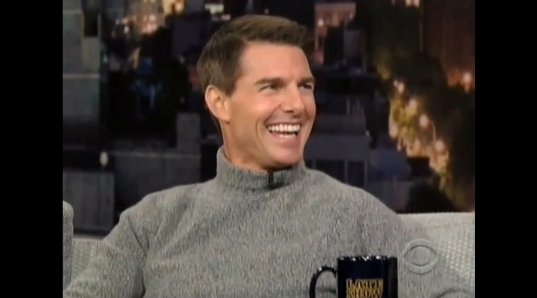 Tom Cruise Explains His Family's Weekend Routine