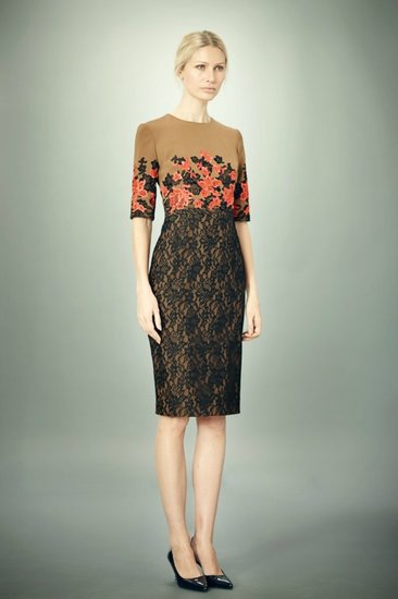 Erdem Pre-Fall 2012