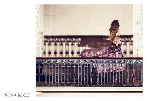 Nina Ricci Spring 2012 Ad Campaign
