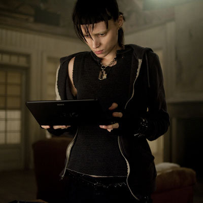 The Girl With the Dragon Tattoo Movie Review