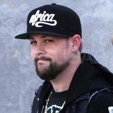 Joel Madden holiday shopped.