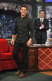 Tom Cruise was welcomed on Late Night With Jimmy Fallon.