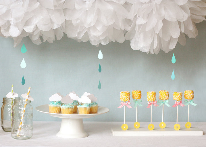 A Sprinkle Baby Shower For Experienced Moms-to-Be