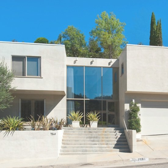 Rose McGowan Hollywood Hills Home Pictures