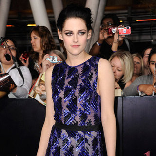 Best Movie Actress of 2011 Is Kristen Stewart