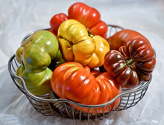 Stunning Heirloom Tomatoes