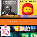 Coffee Table Books For Tech, Sci-Fi, and Design Nerds