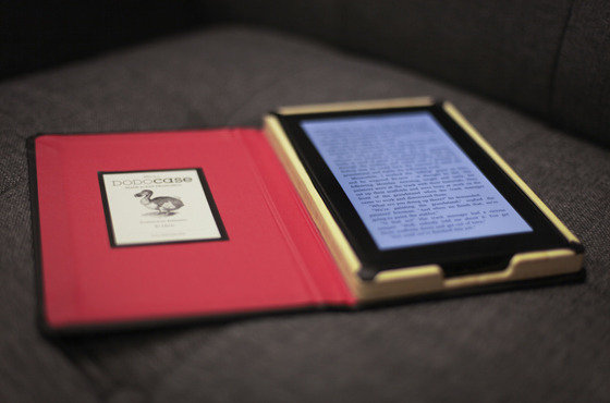 DODOcase For Kindle Fire ($45)
