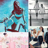 See all of the Spring 2012 ad campaigns, everything from timeless Chanel to rocker-chic Versace.