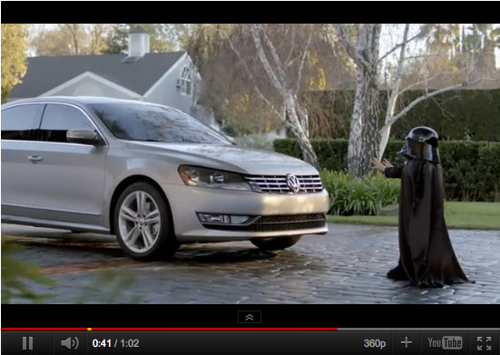 Volkswagen The Force