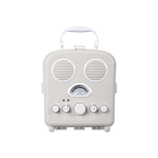 SunnyLIFE Beach Sounds Radio, $49.95