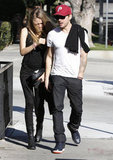 Ryan Phillippe Steps Out With a New Girl