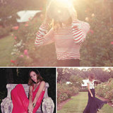 Whetherly Spring &#039;12 Lookbook at Huntington Gardens