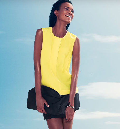 See More Looks From H&M's Spring 2012 Collection