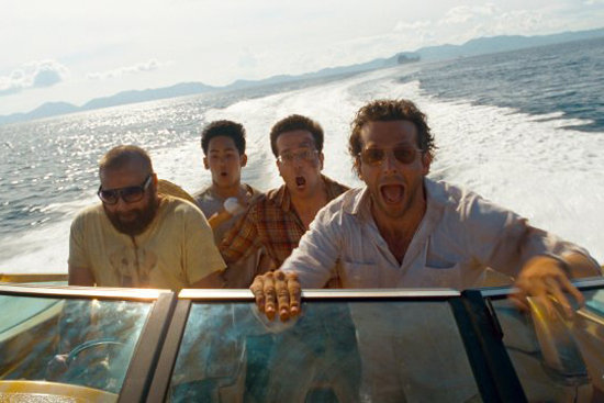 4. The Hangover Part II