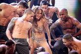57. J Lo Dates Her Dancer