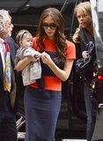 Favorite New Celeb Baby Girl's Name: Harper Beckham