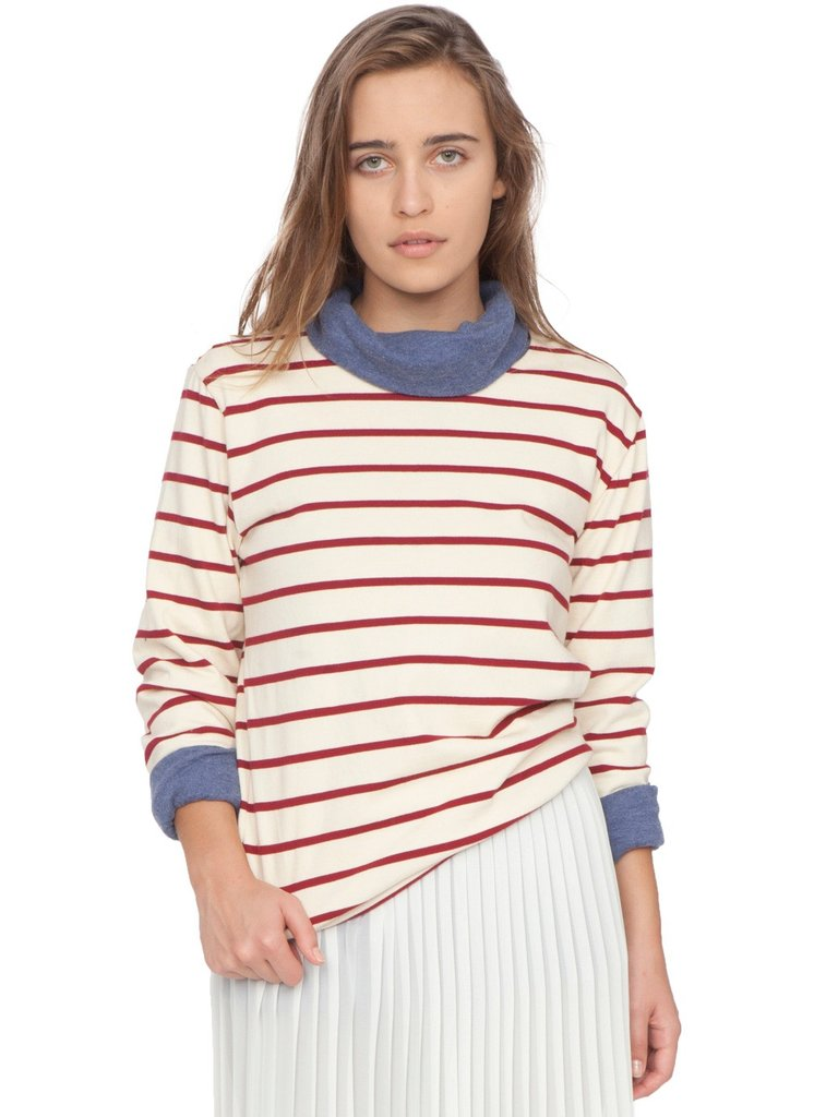 Striped Sweater ($48)