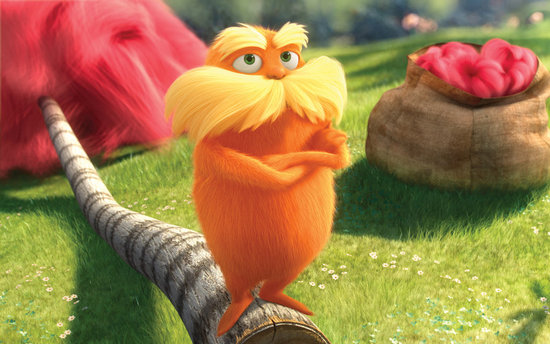 The Lorax — March