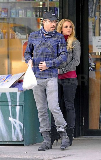 Britney and Jason Keep Close in NYC Following Their Preholiday Engagement